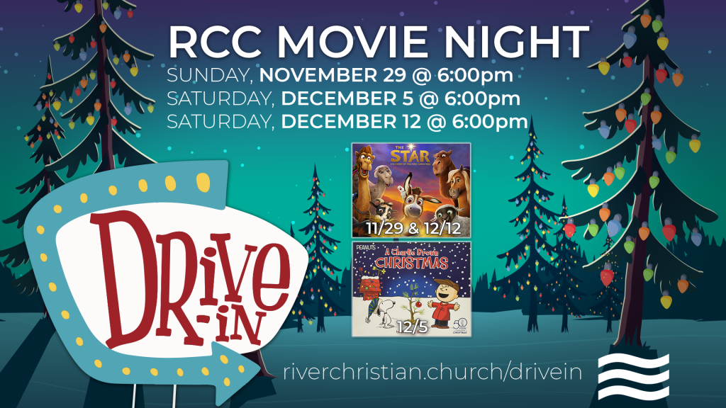 RCC Christmas Drive-In & More
